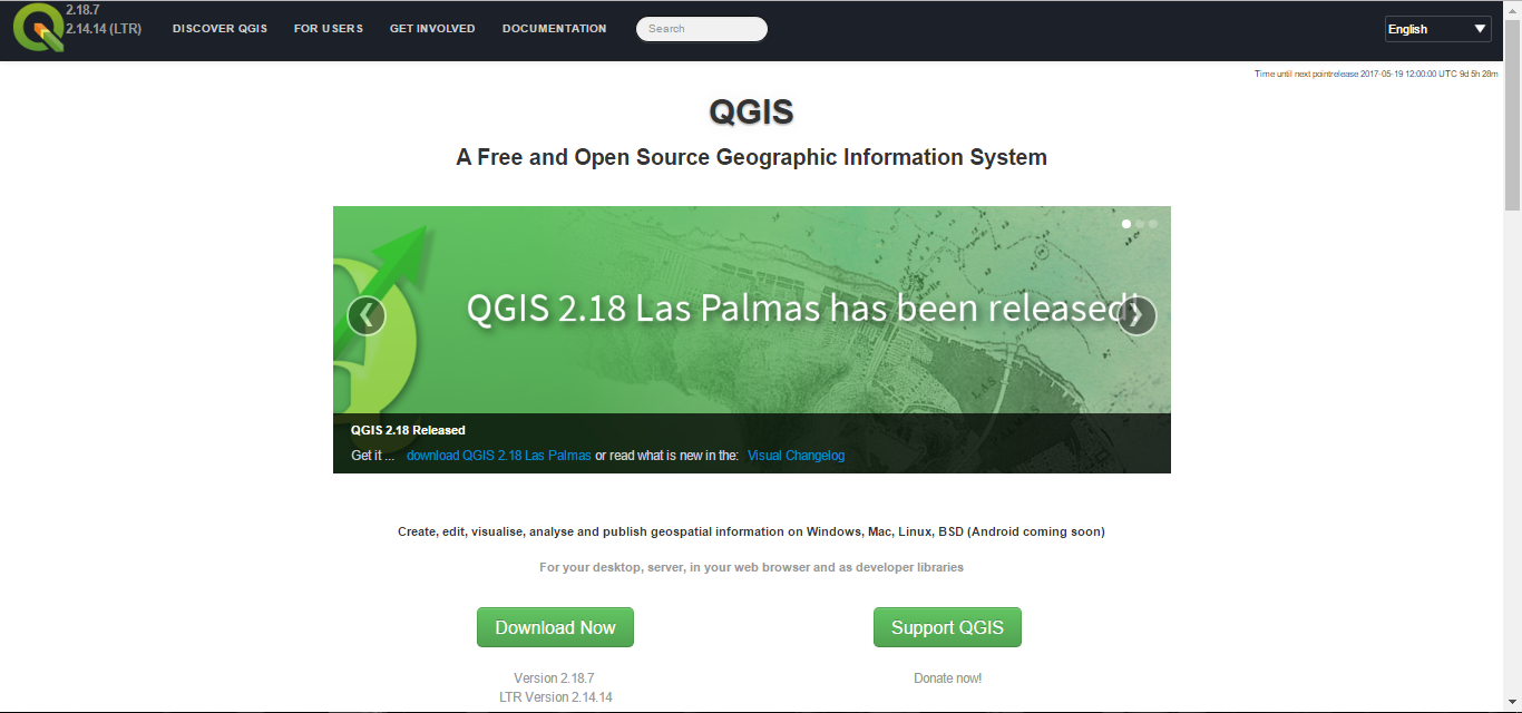 Chapter 3: The Basics of QGIS — InaSAFE Documentation