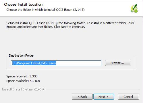 Chapter 3: The Basics of QGIS — documentation InaSAFE